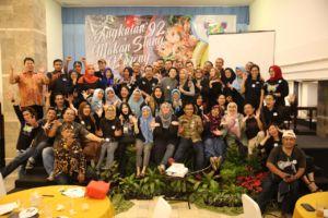 Read more about the article Makan Siang Bareng Angkatan 92
