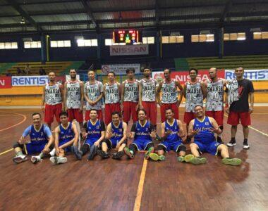 Aktivitas Olahraga Alumni SMAN 1 Bogor