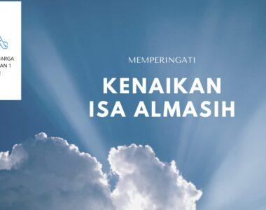 Memperingati Kenaikan Isa Al Masih