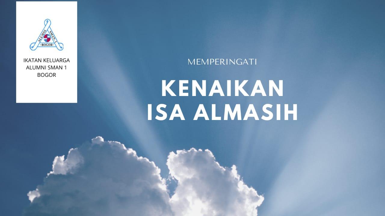 You are currently viewing Memperingati Kenaikan Isa Al Masih