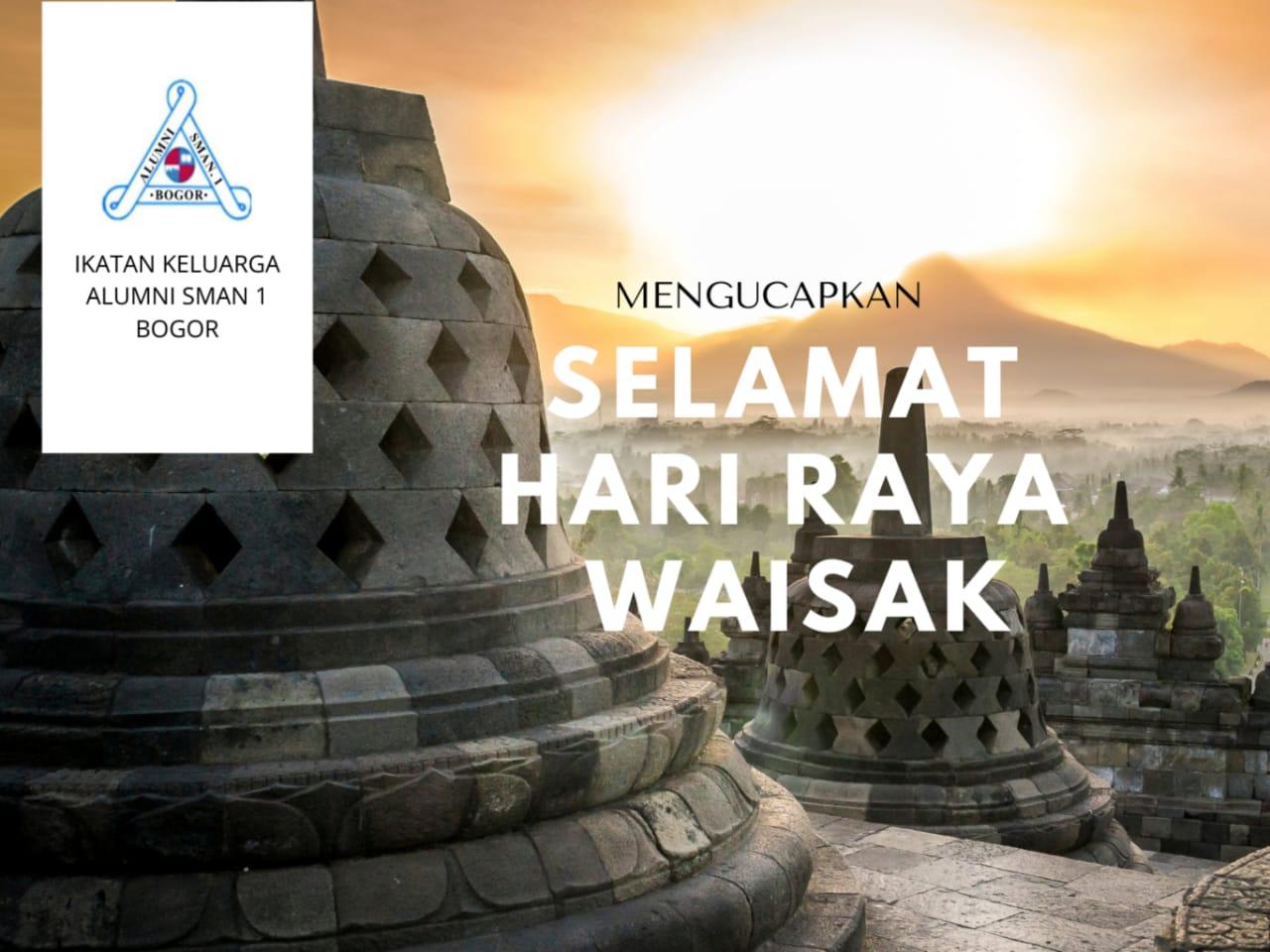 You are currently viewing Selamat Hari Raya Waisak